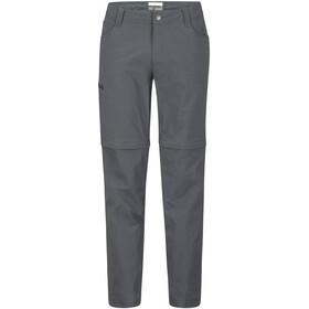 Marmot Transcend Convertible Pants Herre slate grey